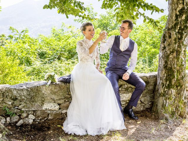 Il matrimonio di Marco e Michela a Varallo, Vercelli 1