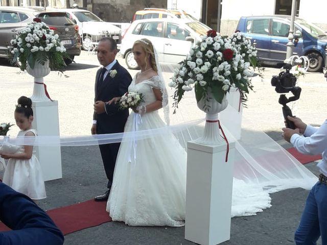 Il matrimonio di Enrico e Mariarita a Aci Sant'Antonio, Catania 4