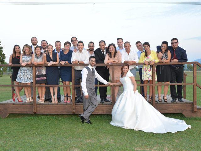 Il matrimonio di Nico e Marisa a Ceregnano, Rovigo 1
