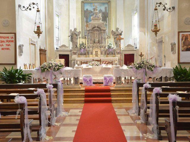 Il matrimonio di Nico e Marisa a Ceregnano, Rovigo 5