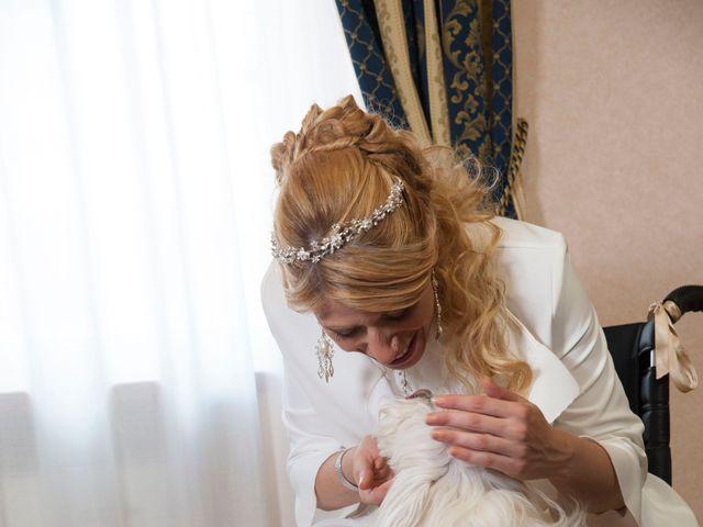 Il matrimonio di Francesco e Sara a Caprarola, Viterbo 30