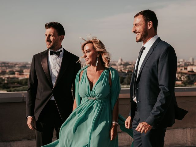 Il matrimonio di Aurelie e Massimo a Maccarese, Roma 26