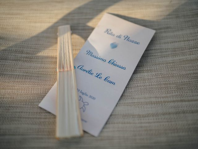Il matrimonio di Aurelie e Massimo a Maccarese, Roma 40