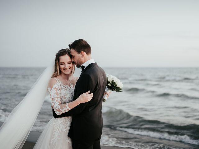 Le nozze di Massimo e Aurelie