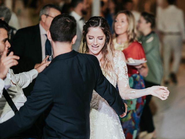Il matrimonio di Aurelie e Massimo a Maccarese, Roma 85
