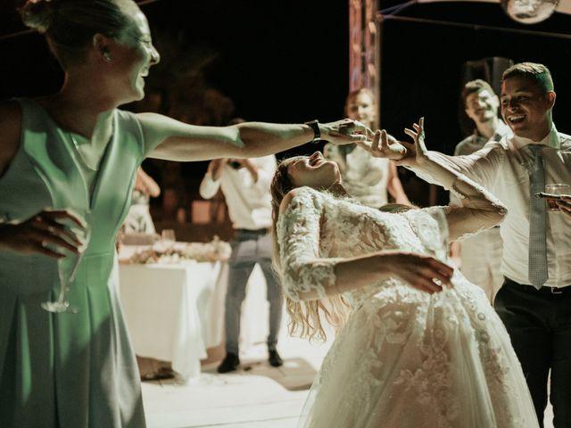 Il matrimonio di Aurelie e Massimo a Maccarese, Roma 90