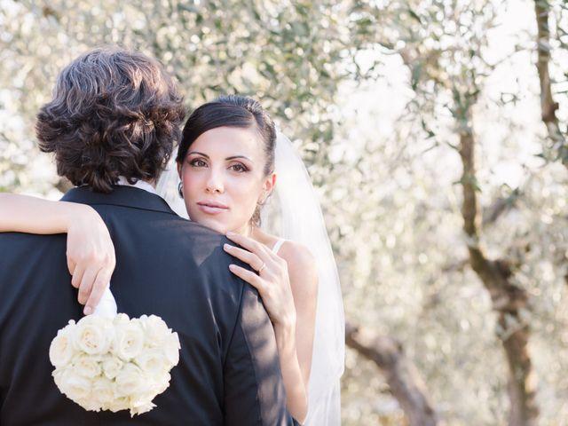 Le nozze di Federica e Domenic