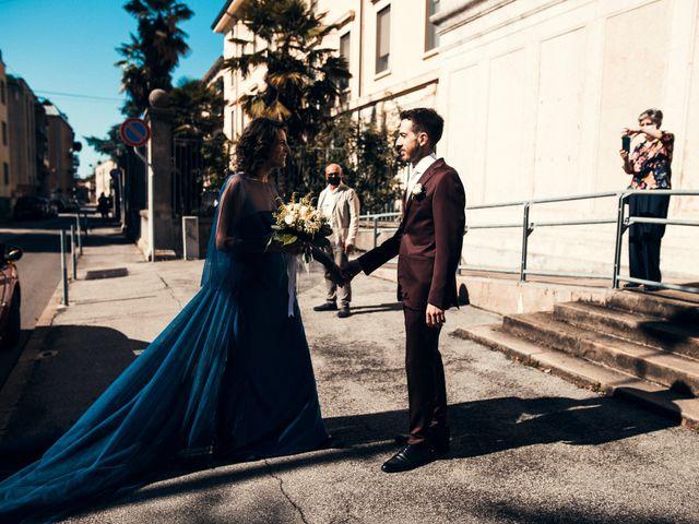 Il matrimonio di Elena e Davide a Padova, Padova 31