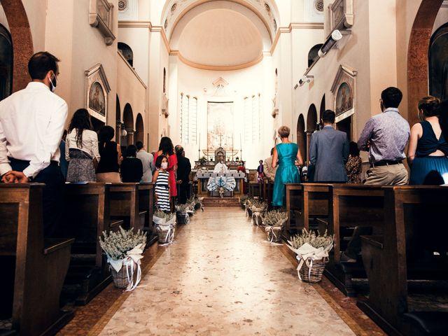 Il matrimonio di Elena e Davide a Padova, Padova 33