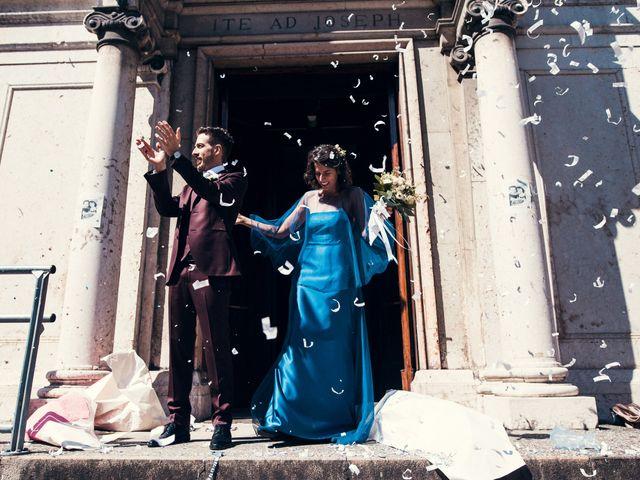 Il matrimonio di Elena e Davide a Padova, Padova 34