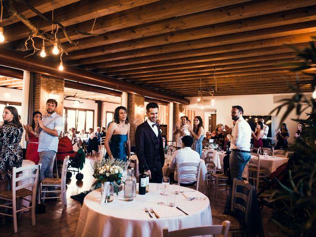 Il matrimonio di Elena e Davide a Padova, Padova 37