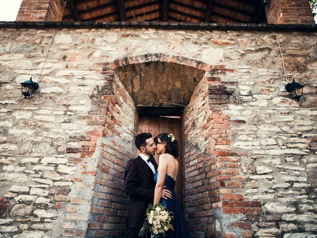 Le nozze di Davide e Elena