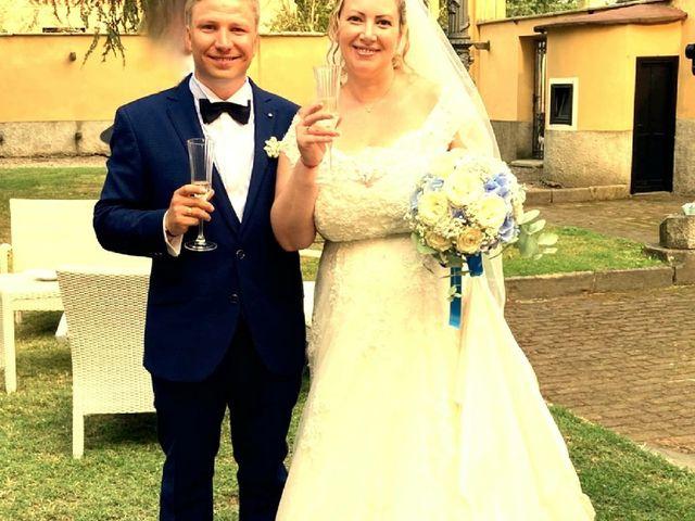Il matrimonio di Vasile  e Francesca  a Vizzola Ticino, Varese 1