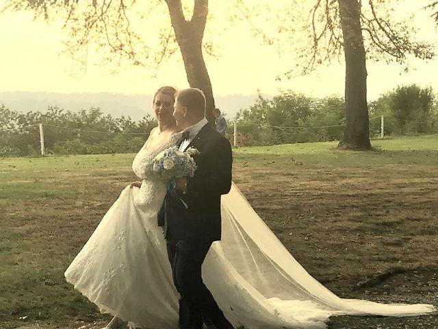 Il matrimonio di Vasile  e Francesca  a Vizzola Ticino, Varese 4