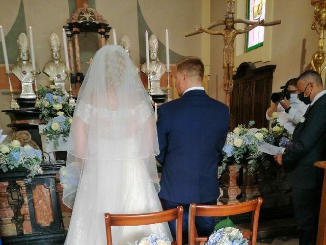 Il matrimonio di Vasile  e Francesca  a Vizzola Ticino, Varese 8
