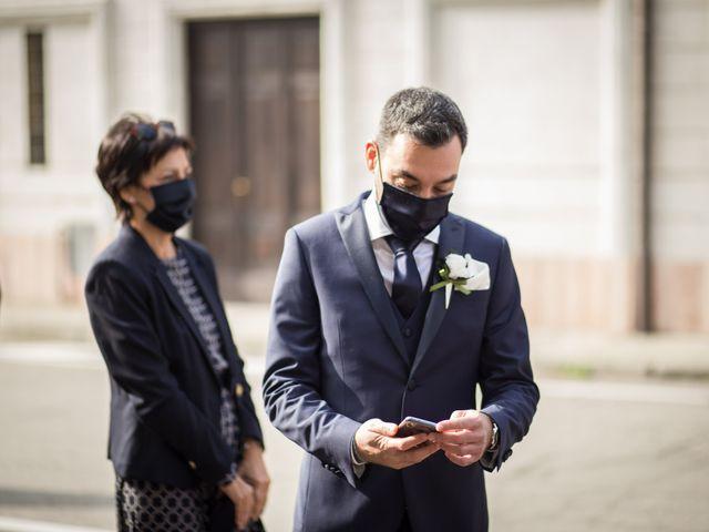 Il matrimonio di Davide e Valentina a Cremona, Cremona 17