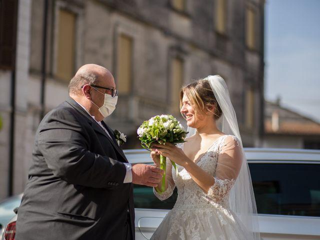 Il matrimonio di Davide e Valentina a Cremona, Cremona 22