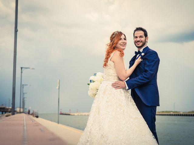 Il matrimonio di Daniele e Alice a Comacchio, Ferrara 10