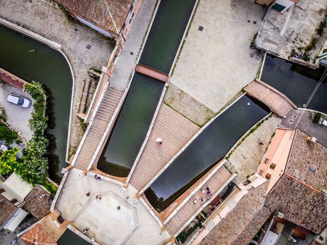 Il matrimonio di Daniele e Alice a Comacchio, Ferrara 12