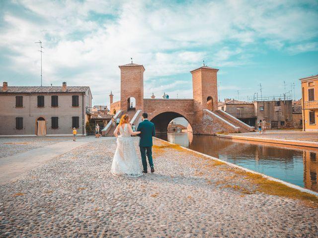 Il matrimonio di Daniele e Alice a Comacchio, Ferrara 17