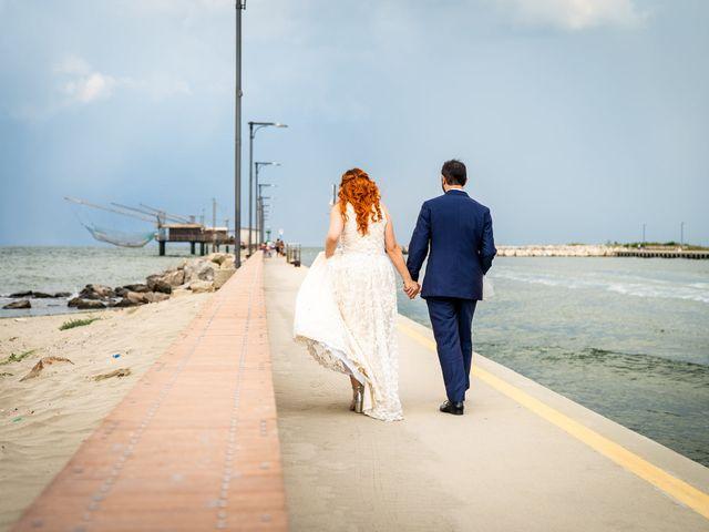 Il matrimonio di Daniele e Alice a Comacchio, Ferrara 20