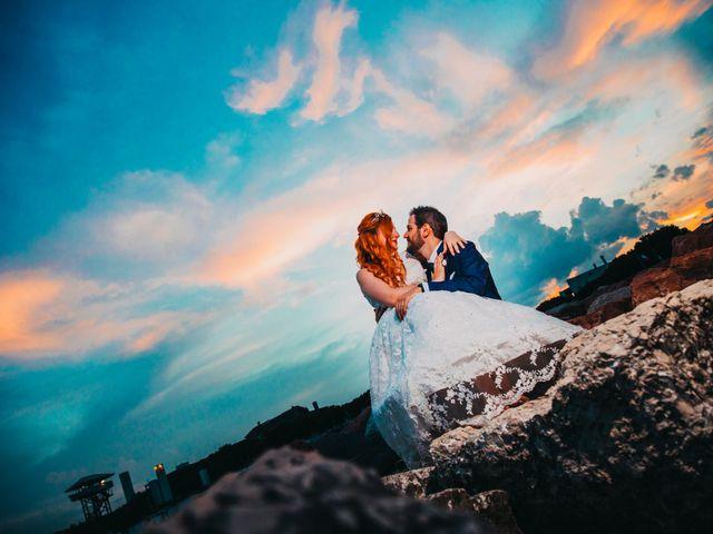 Il matrimonio di Daniele e Alice a Comacchio, Ferrara 32