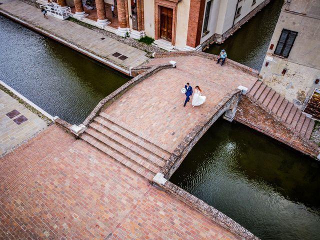 Il matrimonio di Daniele e Alice a Comacchio, Ferrara 42
