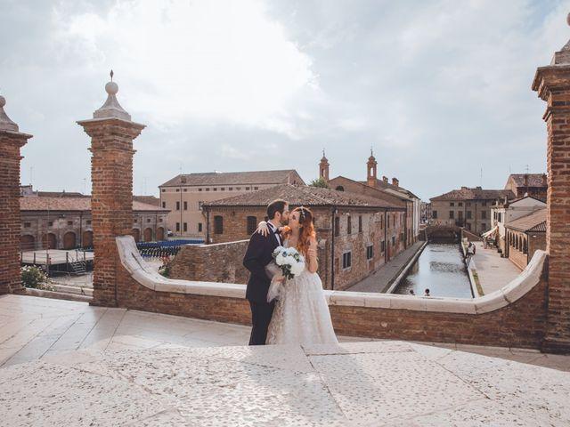 Il matrimonio di Daniele e Alice a Comacchio, Ferrara 43