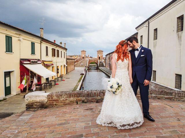 Il matrimonio di Daniele e Alice a Comacchio, Ferrara 59