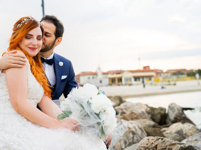 Il matrimonio di Daniele e Alice a Comacchio, Ferrara 63