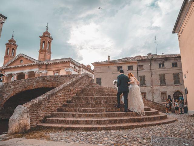 Il matrimonio di Daniele e Alice a Comacchio, Ferrara 66