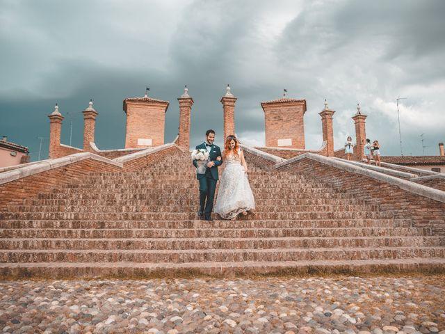 Il matrimonio di Daniele e Alice a Comacchio, Ferrara 92