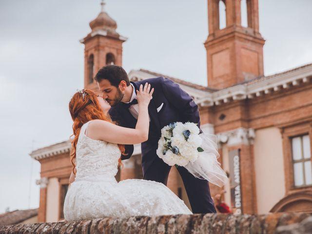 Il matrimonio di Daniele e Alice a Comacchio, Ferrara 96