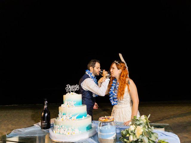 Il matrimonio di Daniele e Alice a Comacchio, Ferrara 104