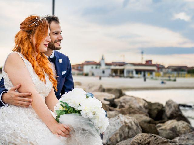 Il matrimonio di Daniele e Alice a Comacchio, Ferrara 109