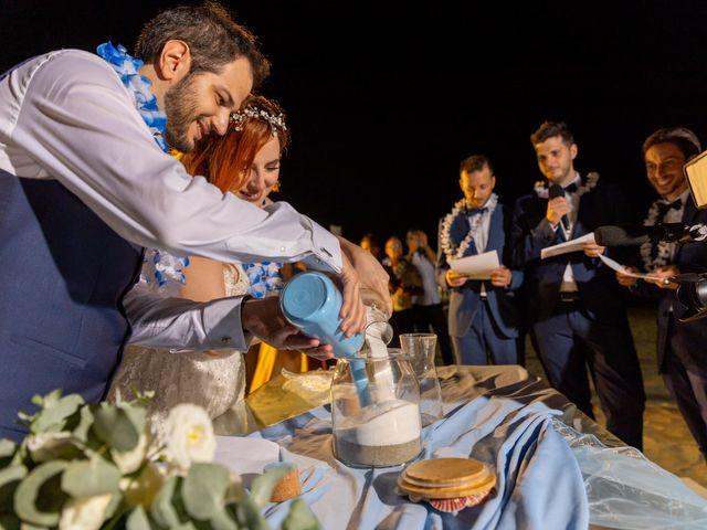 Il matrimonio di Daniele e Alice a Comacchio, Ferrara 115