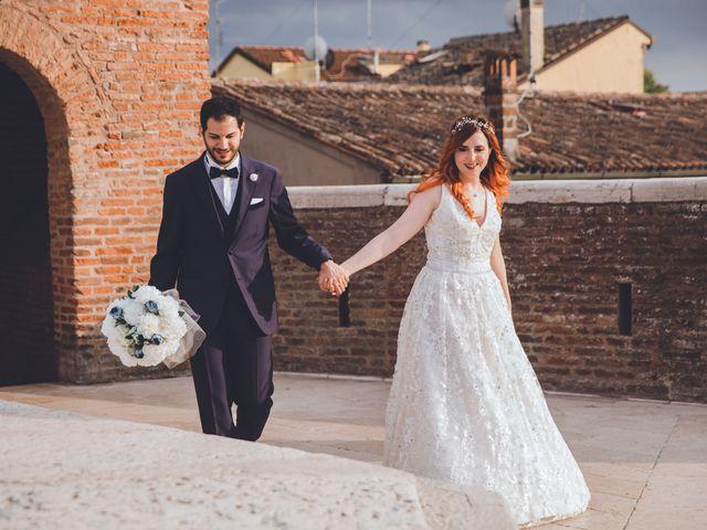 Il matrimonio di Daniele e Alice a Comacchio, Ferrara 119