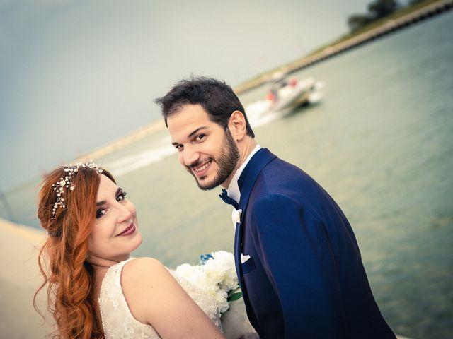 Il matrimonio di Daniele e Alice a Comacchio, Ferrara 123