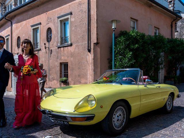 Il matrimonio di Michele e Paola a Sirmione, Brescia 3
