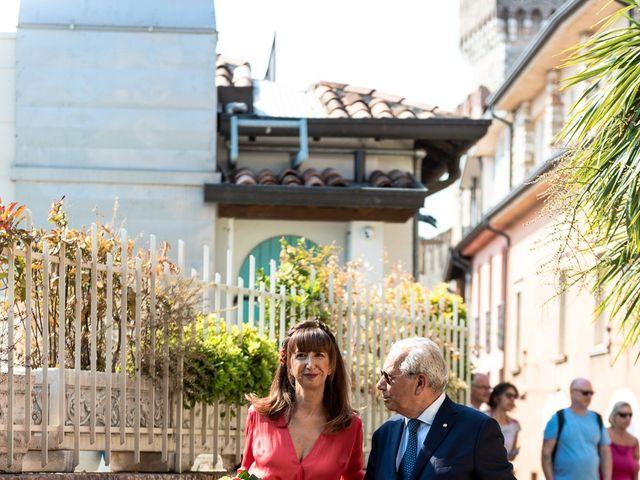 Il matrimonio di Michele e Paola a Sirmione, Brescia 4
