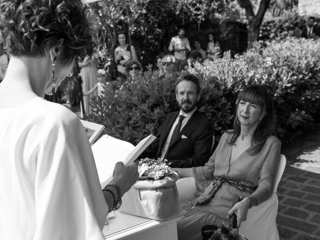 Il matrimonio di Michele e Paola a Sirmione, Brescia 9