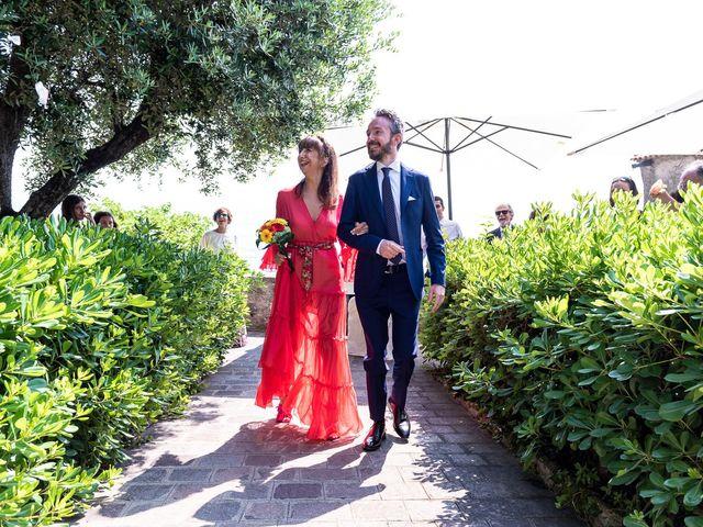 Il matrimonio di Michele e Paola a Sirmione, Brescia 12