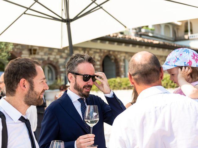 Il matrimonio di Michele e Paola a Sirmione, Brescia 18