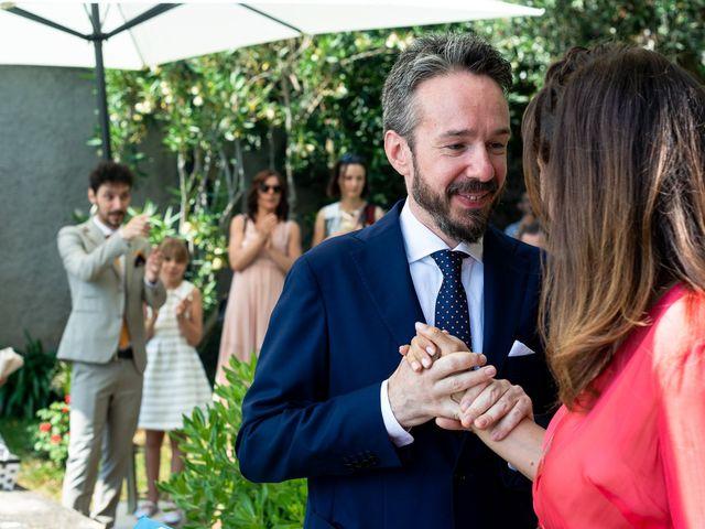 Il matrimonio di Michele e Paola a Sirmione, Brescia 20