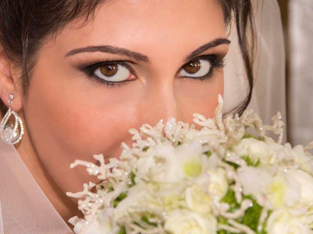 le nozze di Vito e Marina