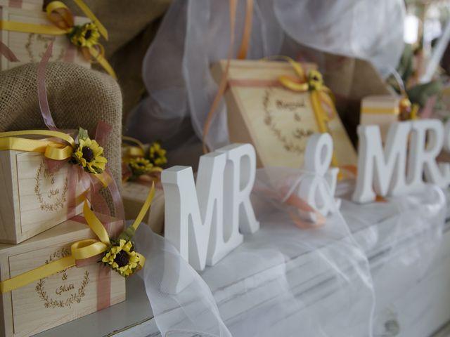Il matrimonio di Silvia e Masud a Senago, Milano 5