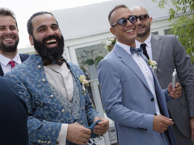 Il matrimonio di Silvia e Masud a Senago, Milano 7