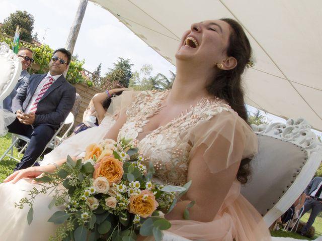 Il matrimonio di Silvia e Masud a Senago, Milano 11