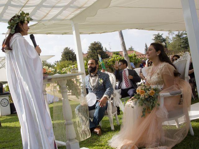 Il matrimonio di Silvia e Masud a Senago, Milano 12