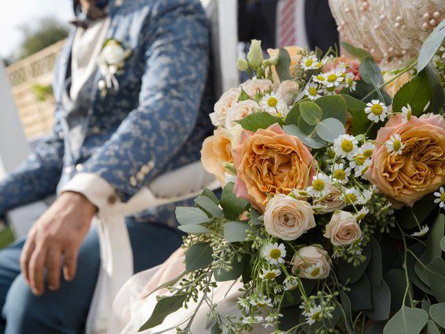 Il matrimonio di Silvia e Masud a Senago, Milano 13